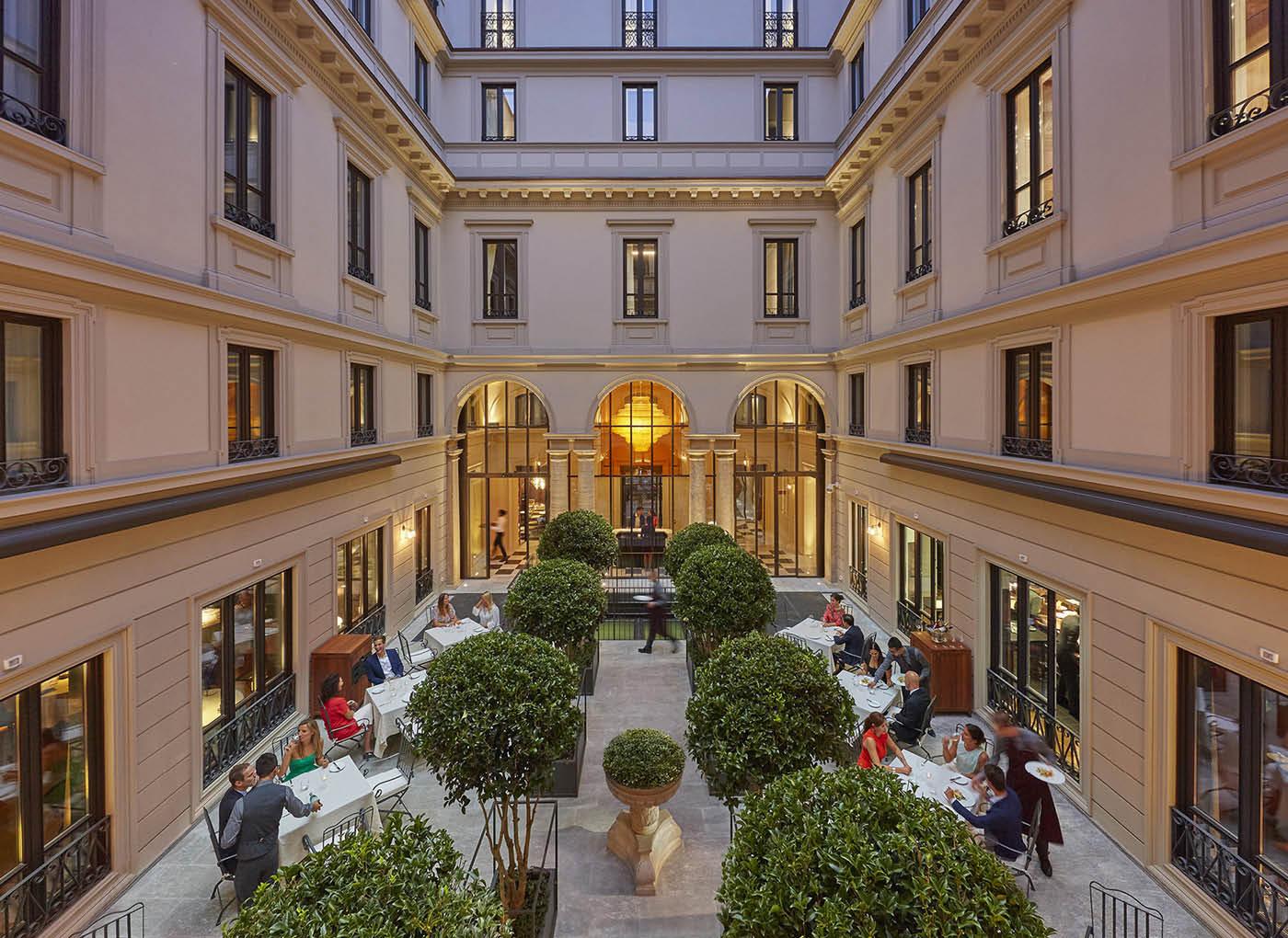Hotel Mandarin (MI)