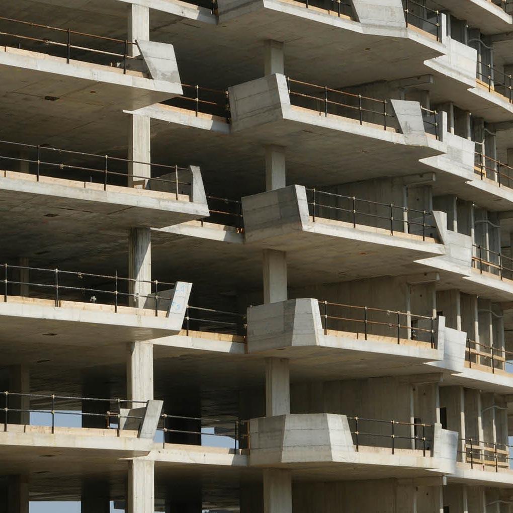 Rifacimento di balconi e terrazze