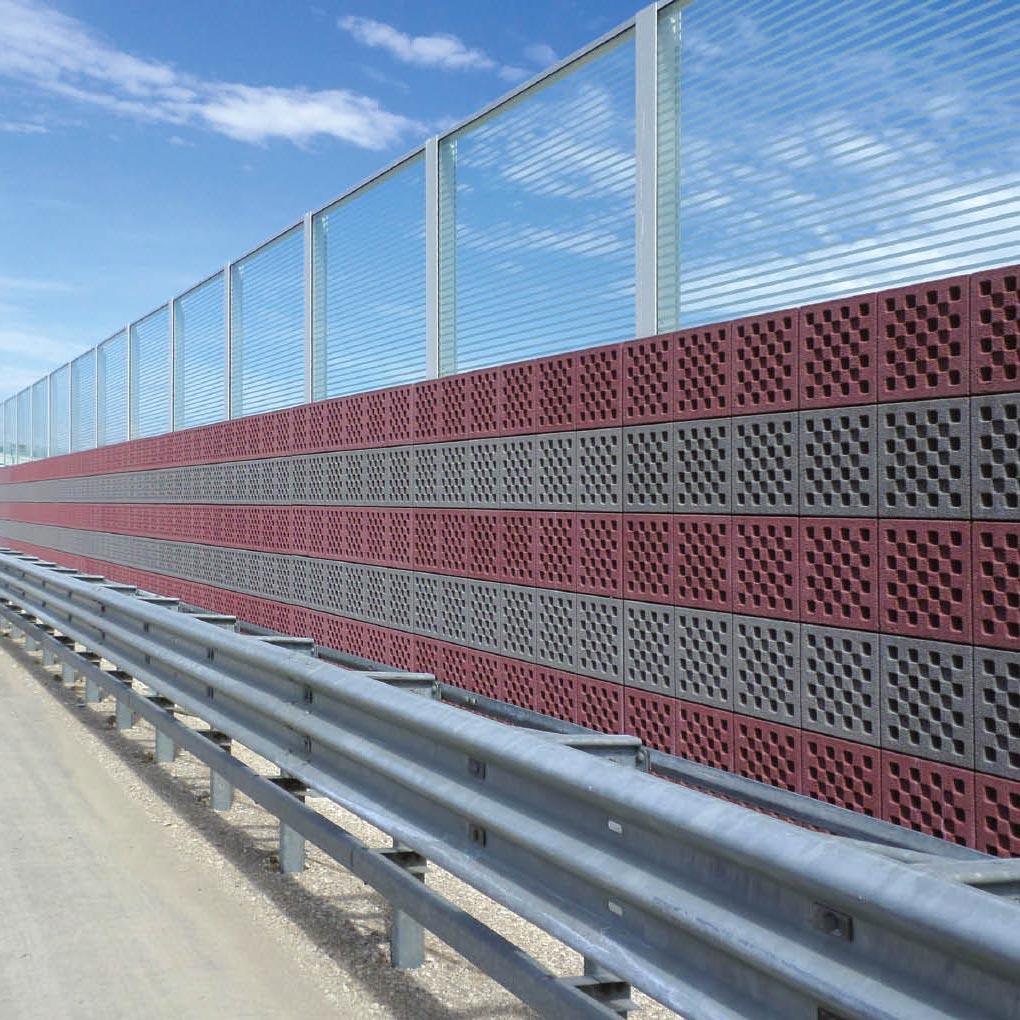 Barriere antirumore e pannelli fonoassorbenti