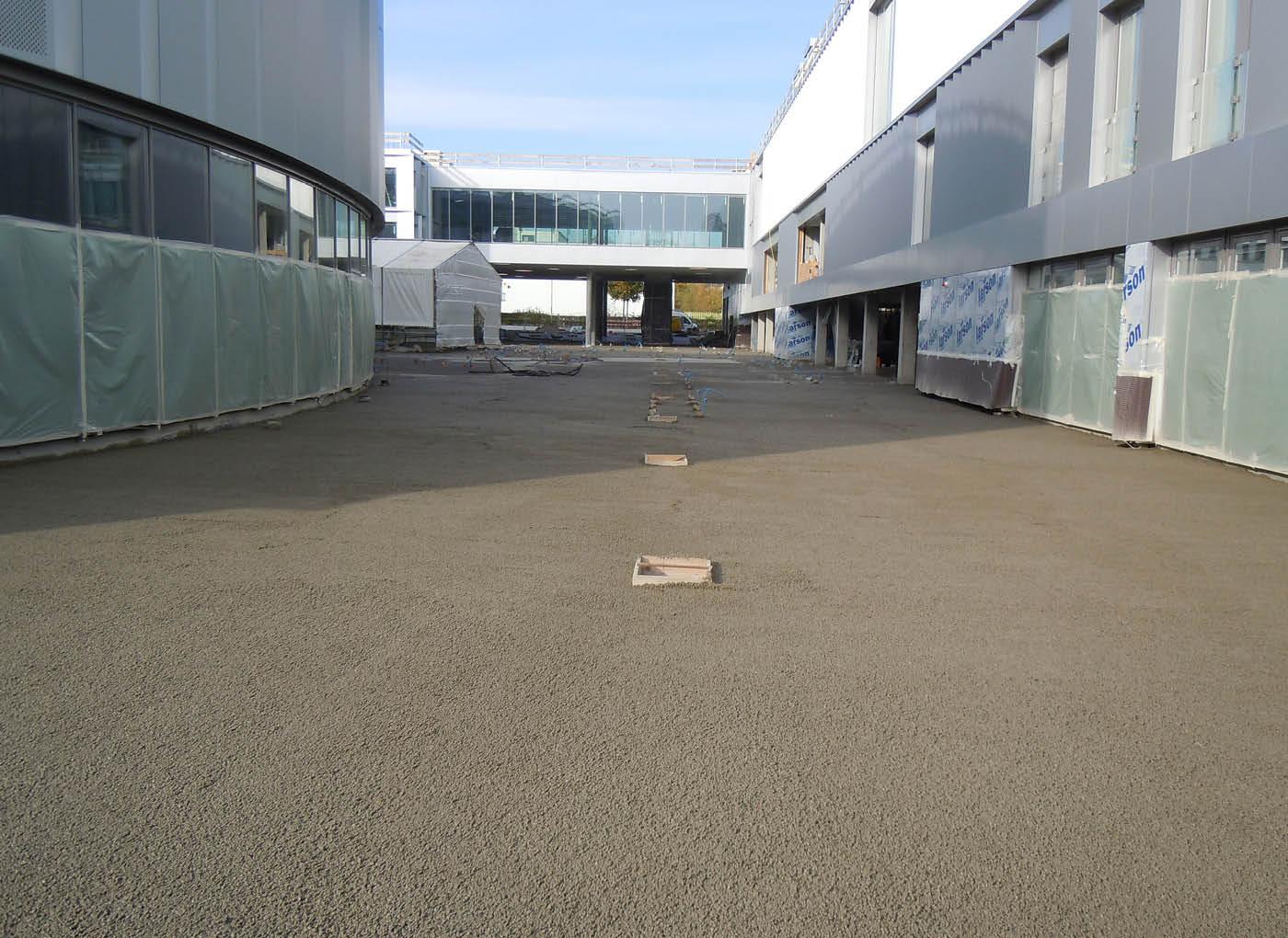 Centro commerciale iLife, Etoy, Svizzera