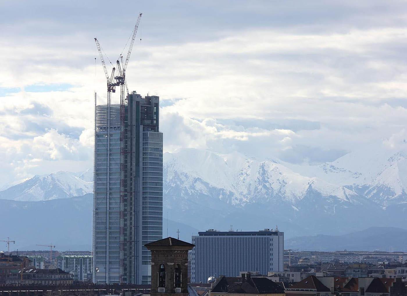 Grattacielo Intesa Sanpaolo, Torino