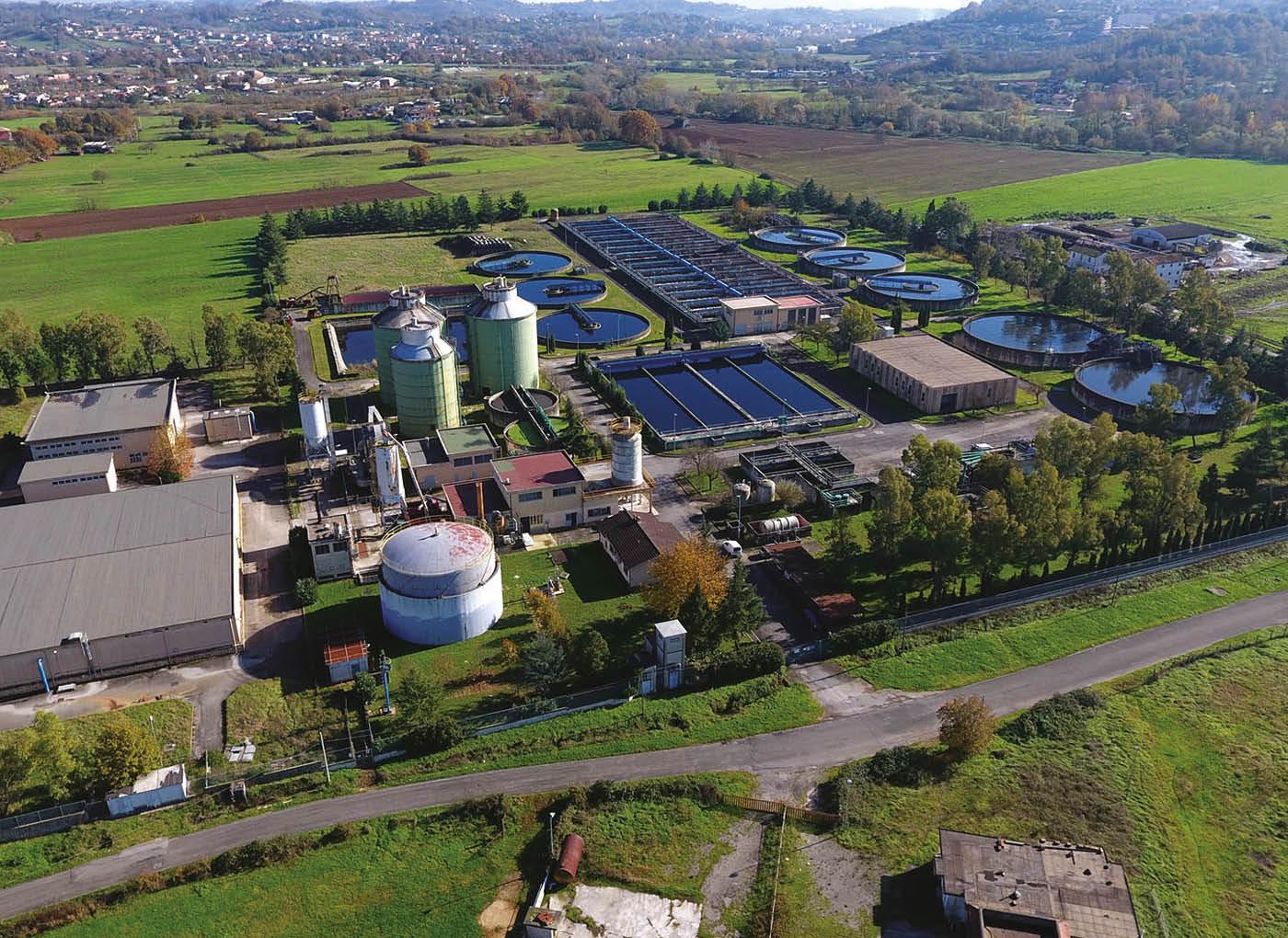 Leca LCM: Impianto Di Depurazione – Ceccano (FR)