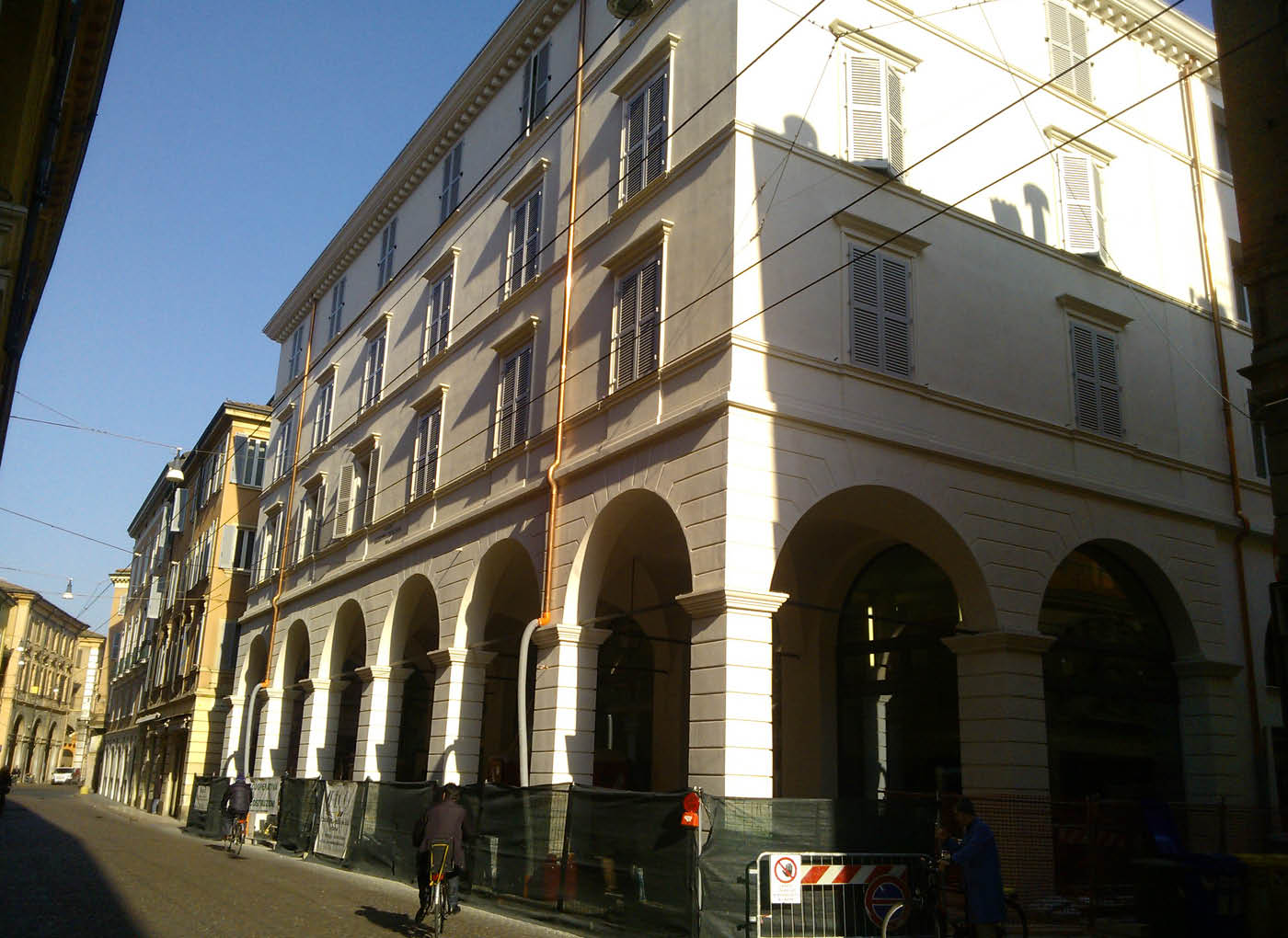 Palazzo Cremonini, Modena