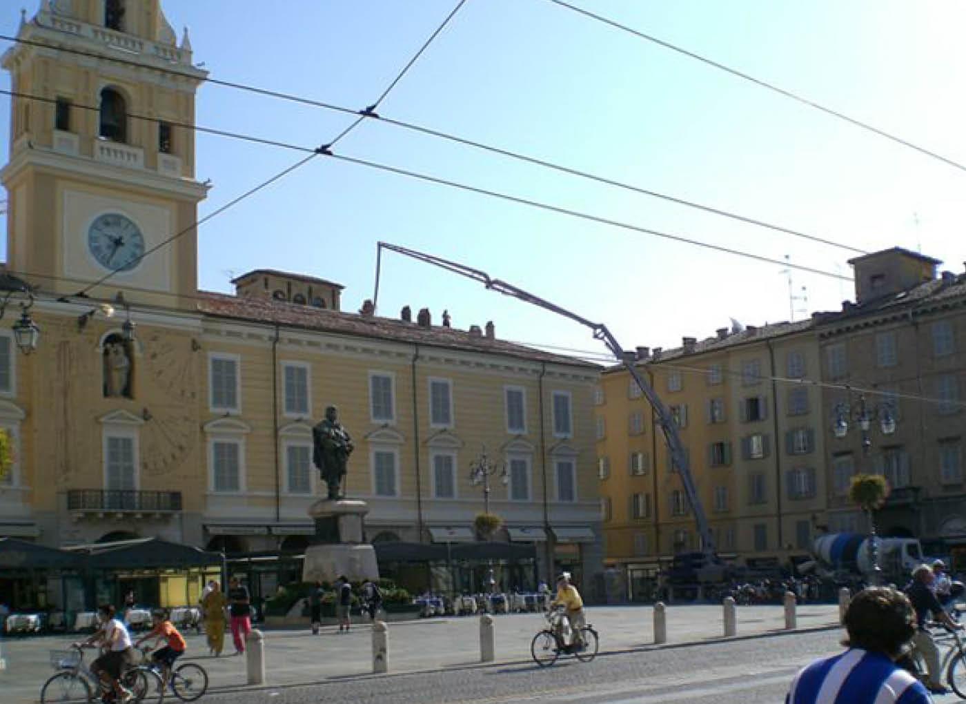 Palazzo del Governatore di Parma