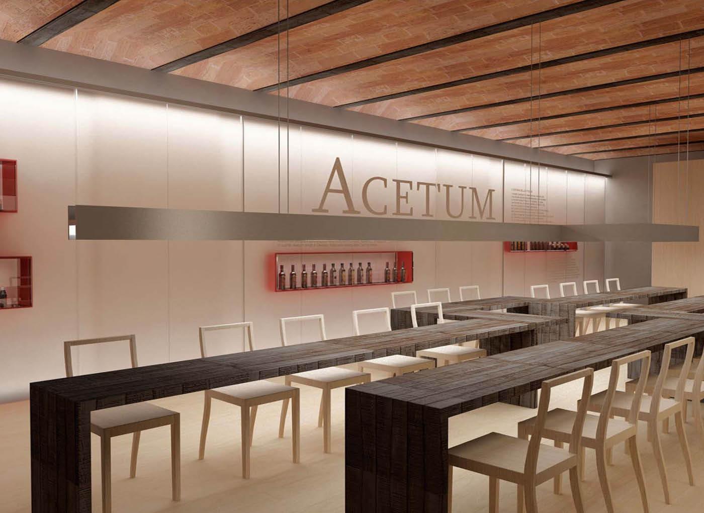 Nuova palazzina uffici Acetum, Motta di Cavezzo (MO)