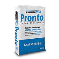 Massettomix Pronto: massetto pronto a rapida asciugatura