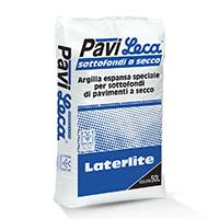 PaviLeca: riempimento granulare per massetti a secco