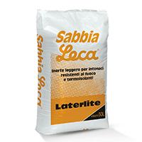 SabbiaLeca: argilla espansa per intonaci tagliafuoco