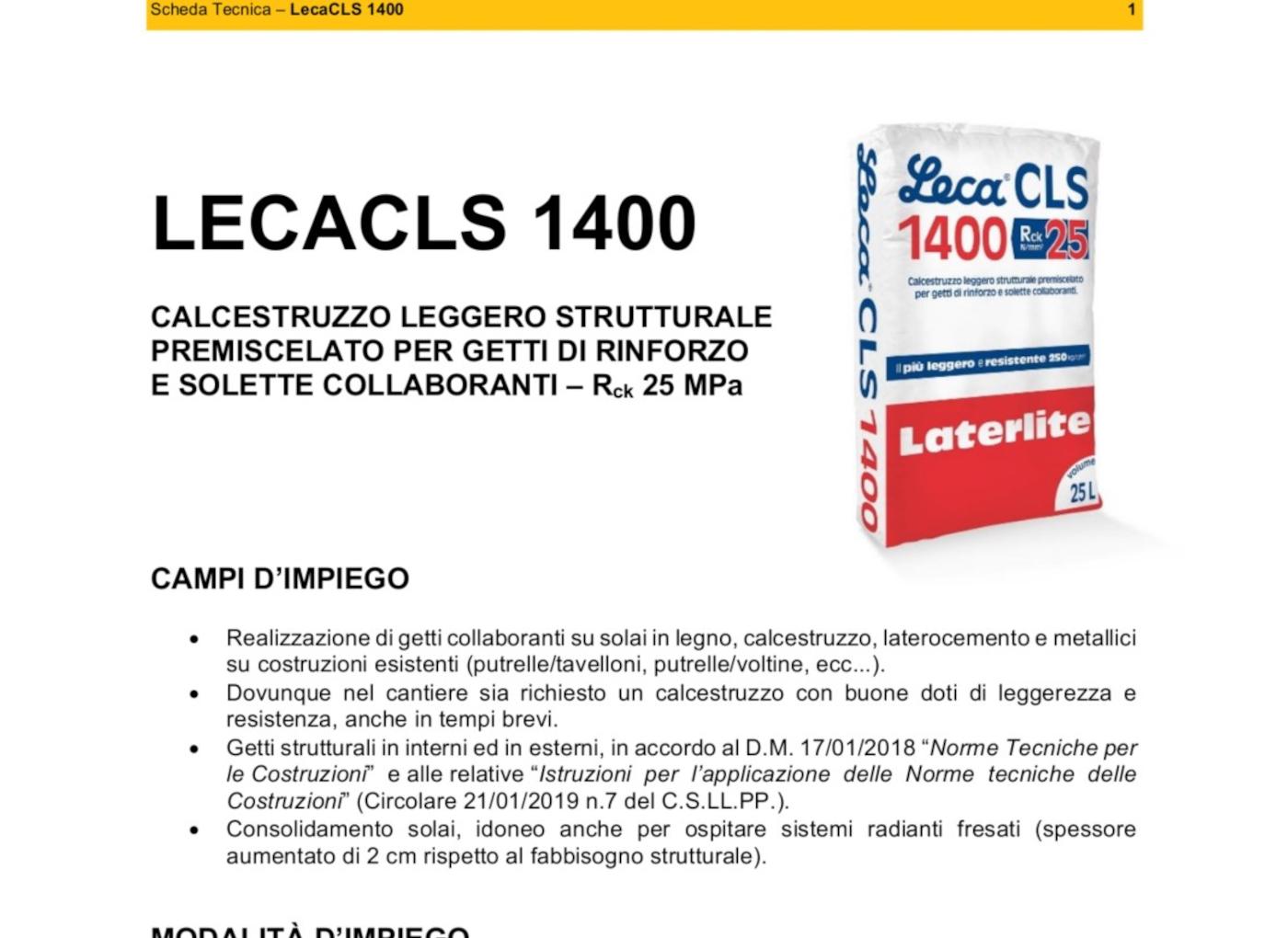 scheda-tecnica-leca-cls-1400-P22