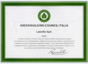 green-building-council-Italia-Laterlite